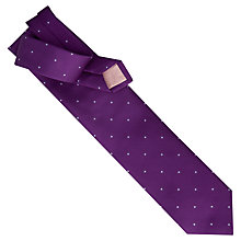Buy Thomas Pink Birchill Spot Woven Tie Online at johnlewis.com