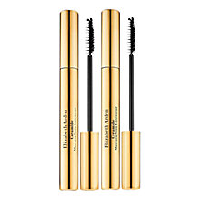Buy Eilzabeth Arden Ceramide Mascara Duo, 2 x 7ml Online at johnlewis.com
