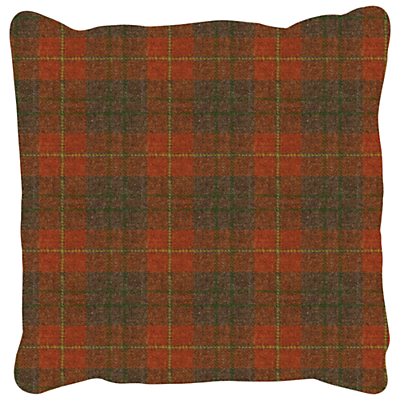 Tetrad Harris Tweed Scatter Cushion