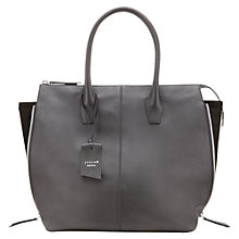 Buy Jigsaw Agosta Zip Top Tote Bag Online at johnlewis.com
