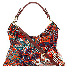 Buy Jigsaw Alicia Embellished Bag, Multi Online at johnlewis.com