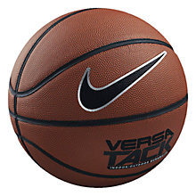 Buy Nike Versa Tack 7 Basketball, Amber Online at johnlewis.com