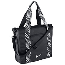 Buy Nike Legend 2.0 Track Tote Bag, Black Online at johnlewis.com