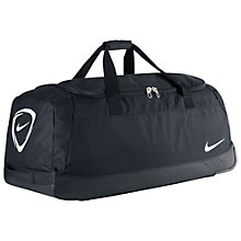 Buy Nike Club Team 3.0 Roller Bag, Black Online at johnlewis.com