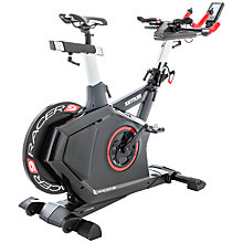 Buy KETTLER Racer 9 Indoor Cycle, Black/Red Online at johnlewis.com