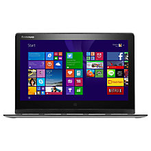 "Buy Lenovo Yoga 3 Pro Convertible Ultrabook, Intel Core M, 8GB RAM, 512GB SSD, 13.3"" QHD+ Touch Screen Online at johnlewis.com"
