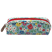 Buy Cath Kidston Paradise Fields Pencil Case, Large Online at johnlewis.com