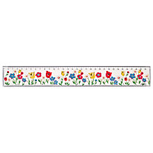 Buy Cath Kidston Paradise Bunch Ruler Online at johnlewis.com