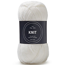 Buy John Lewis Acrylic DK Yarn, 100g Online at johnlewis.com