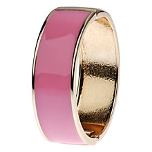Buy Adele Marie Hinged Enamel Bangle Online at johnlewis.com