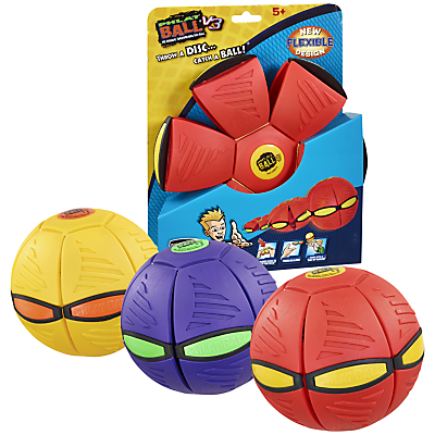 Phlat Ball V3, Assorted