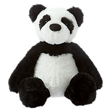 Buy Manhattan Toy Percy Panda, Medium Online at johnlewis.com