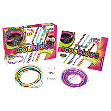 Buy myStyle Scoubidou Bracelets Set Online at johnlewis.com