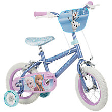 Buy Disney Frozen Children's Bike Online at johnlewis.com