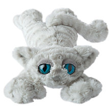 Buy Manhattan Toy Lanky Cat Snow Online at johnlewis.com