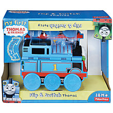 Buy Fisher-Price Thomas & Friends Flip & Switch Thomas & Percy Toy Online at johnlewis.com