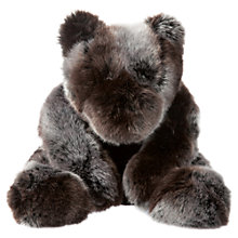 Buy Manhattan Toy Lux Sable Bear, Large Online at johnlewis.com