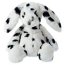 Buy Manhattan Toy Speckles Bunny, Medium Online at johnlewis.com