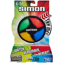 Buy Simon Micro Series Game Online at johnlewis.com