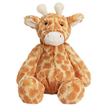 Buy Manhattan Toy Genna Giraffe, Medium Online at johnlewis.com