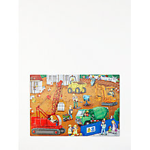 Buy John Lewis Construction Site Floor Jigsaw Puzzle Online at johnlewis.com
