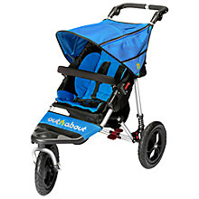 Buy Out 'N' About Nipper 360 Single V4 Pushchair, Lagoon Online at johnlewis.com