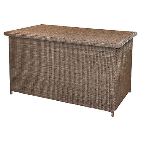 buy kettler palma large cushion storage box john lewis
