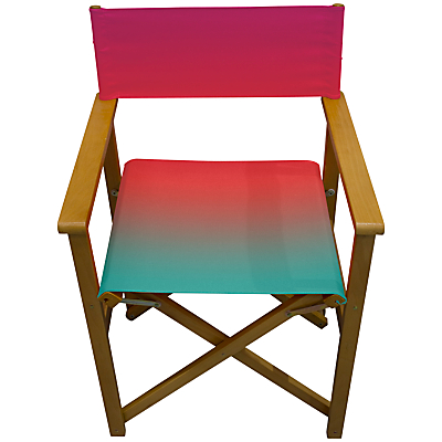 John Lewis Ombre Director's Chair