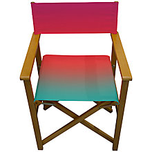 Buy John Lewis Ombre Director's Chair Online at johnlewis.com