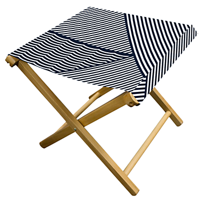 House by John Lewis Geometric Garden Stool