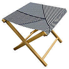 Buy House by John Lewis Geometric Garden Stool Online at johnlewis.com