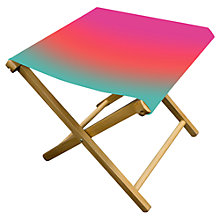 Buy John Lewis Ombre Garden Stool Online at johnlewis.com
