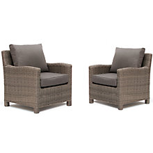 Buy KETTLER Palma Set of 2 Armchairs Online at johnlewis.com