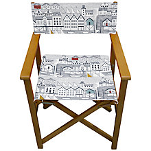 Buy John Lewis Nordic Harbour Director's Chair Online at johnlewis.com