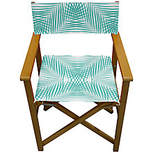 Buy John Lewis Palm Director's Chair Online at johnlewis.com
