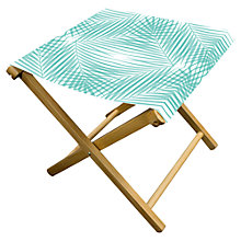 Buy John Lewis Palm Garden Stool Online at johnlewis.com