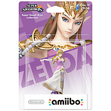 Buy Amiibo: Smash Zelda, Nintendo Wii U Online at johnlewis.com