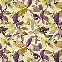 Buy John Lewis Alexa Fabric, Purple Online at johnlewis.com