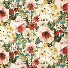 Buy John Lewis Helena Curtain, Blush Online at johnlewis.com