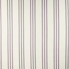 Buy John Lewis Triple Stripe Curtain, Grey Online at johnlewis.com