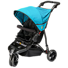 Buy Out 'N' About Little Nipper Pushchair, Marine/Black Online at johnlewis.com