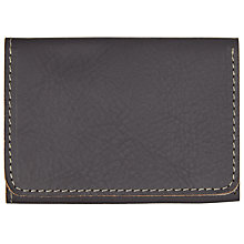 Buy Kin by John Lewis Made In Italy Leather Card Holder Online at johnlewis.com