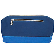 Buy John Lewis Canvas Washbag Online at johnlewis.com