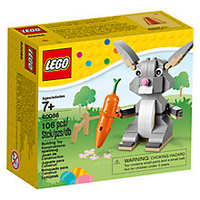 Buy LEGO Bunny Rabbit Online at johnlewis.com