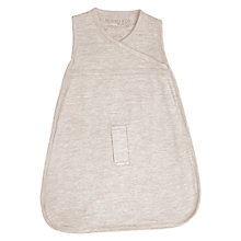Buy Merino Kids Cocooi Sleeping Bag, Honey Oat Online at johnlewis.com