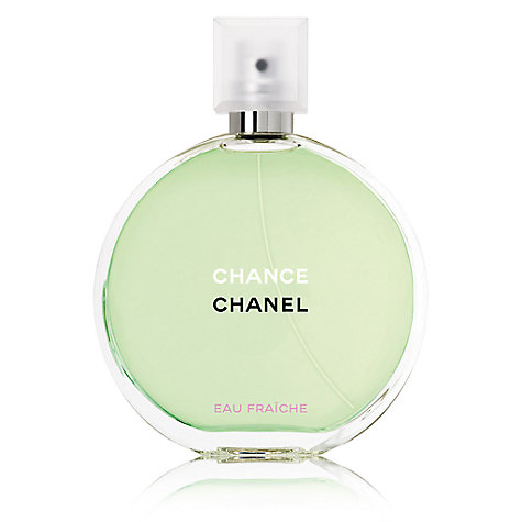 buy chanel chance eau fra 206 che eau de toilette spray lewis