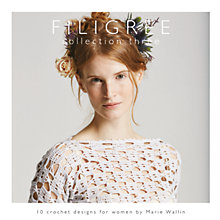 Buy Rowan Filligree Collection Three by Marie Wallin Crochet Book Online at johnlewis.com