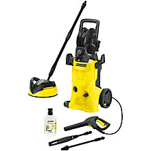 Buy Kärcher K4 Premium Home Pressure Washer Online at johnlewis.com