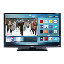 "Buy Linsar 32LED500B LED HD 720p Smart TV/DVD Combi, 32"" with Freeview HD Online at johnlewis.com"
