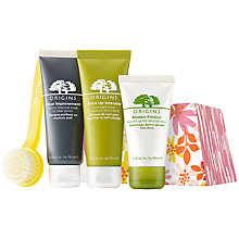 Buy Origins Face Mask Gift Set Online at johnlewis.com